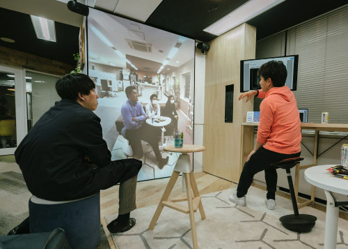 Tonari offers a new immersive video calling experience