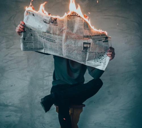Print media isn't dead, but it's not exactly setting sales figures ablaze